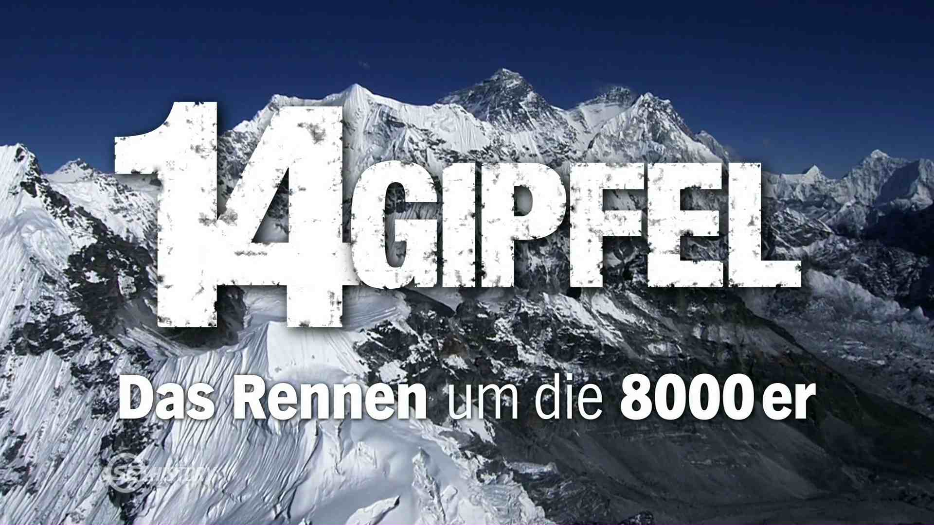14 Gipfel - Das Rennen um die 8000er