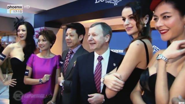 Der reichste Klub der Welt: The Hongkong Jockeyclub