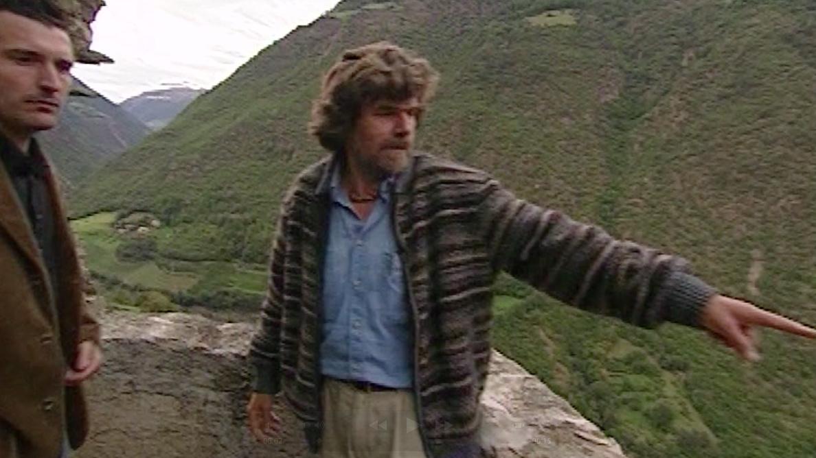 Reinhold Messner und die Suche nach der Wahrheit