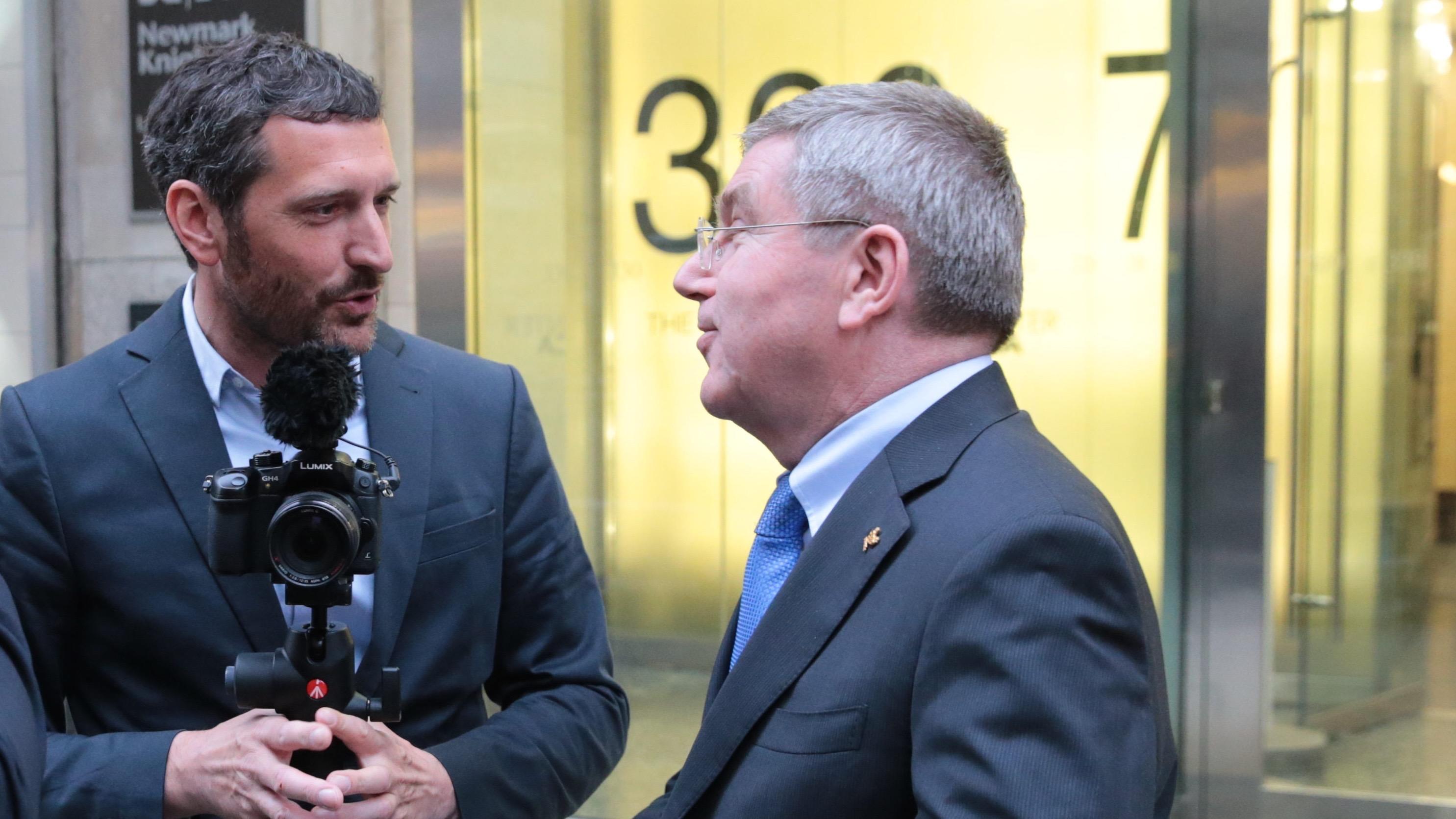 Inside IOC - Wie Thomas Bach Olympia lenkt