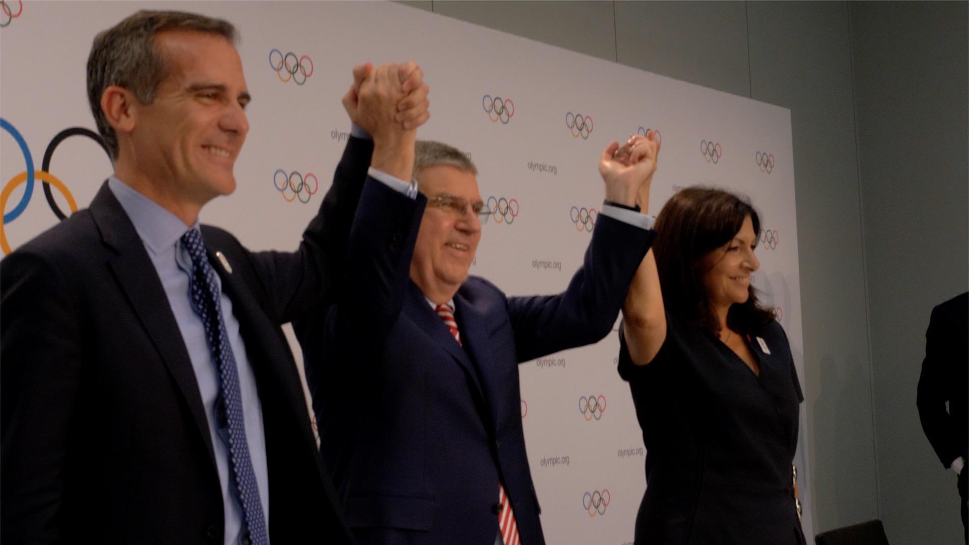 Wer PROFITiert wirklich von Olympia?