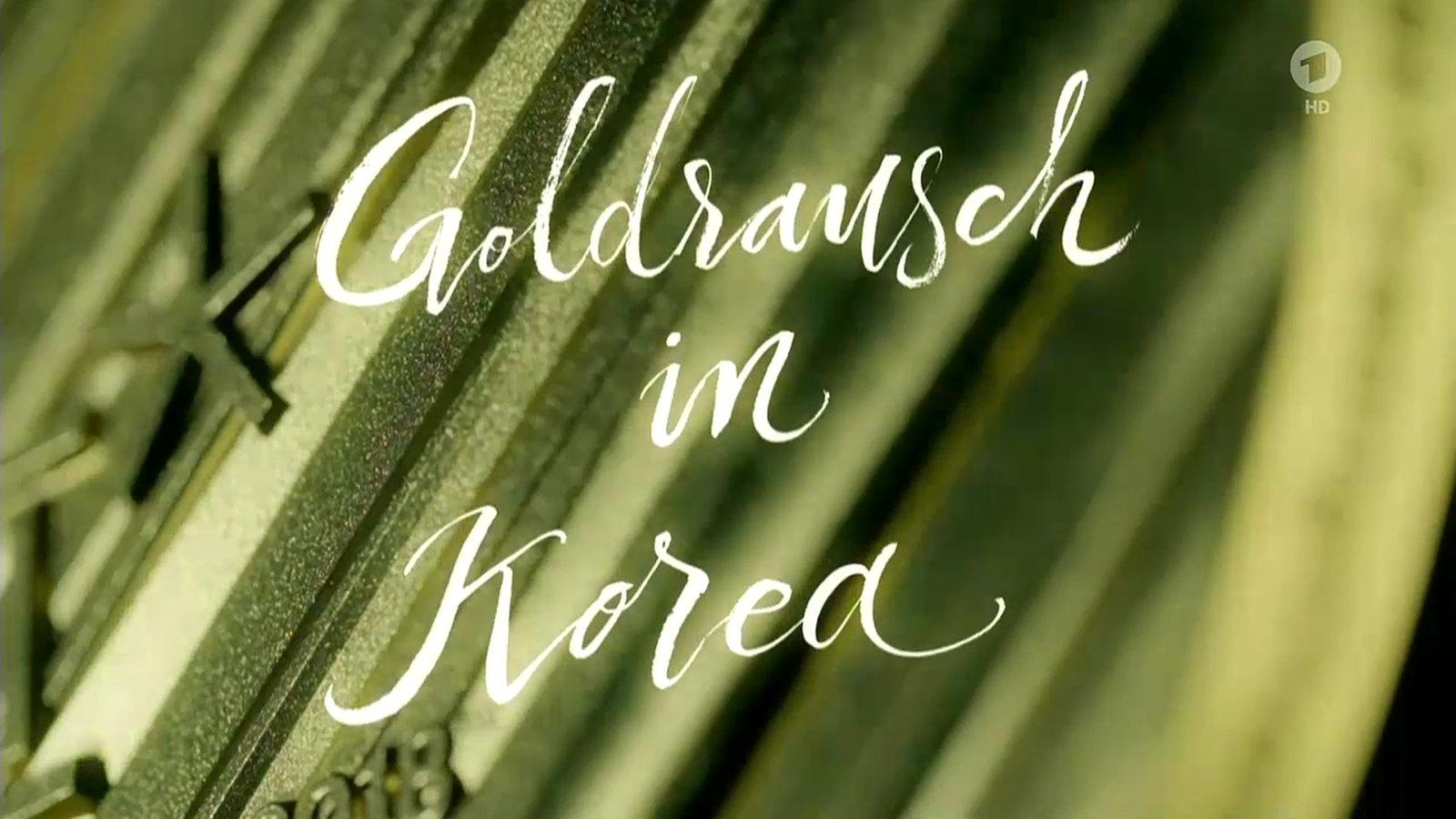 Olympia 2018 - Goldrausch in Korea. Der ARD-Rückblick.