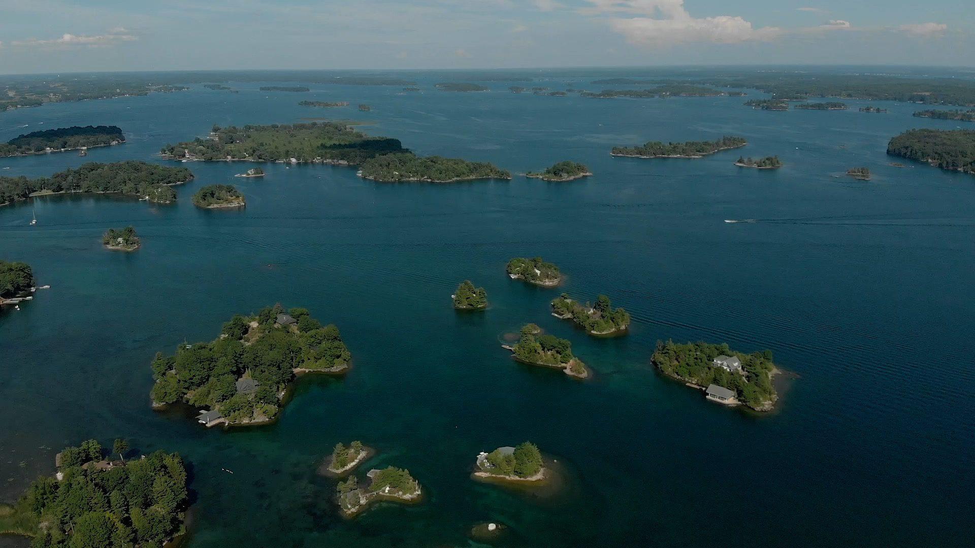 mareTV -Thousand Islands. Die 1000 Inseln im St. Lorenz Strom