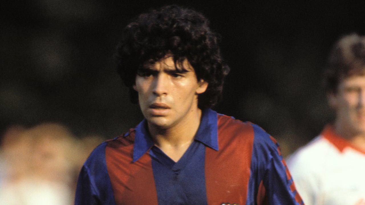 Diego Armando Maradona, 1960 - 2020