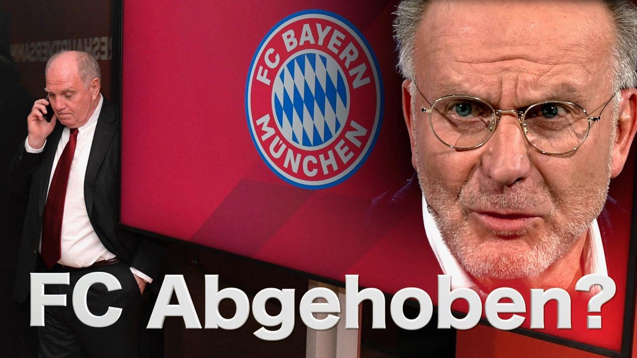 FC Abgehoben - wie Bayern München sein Image ruiniert