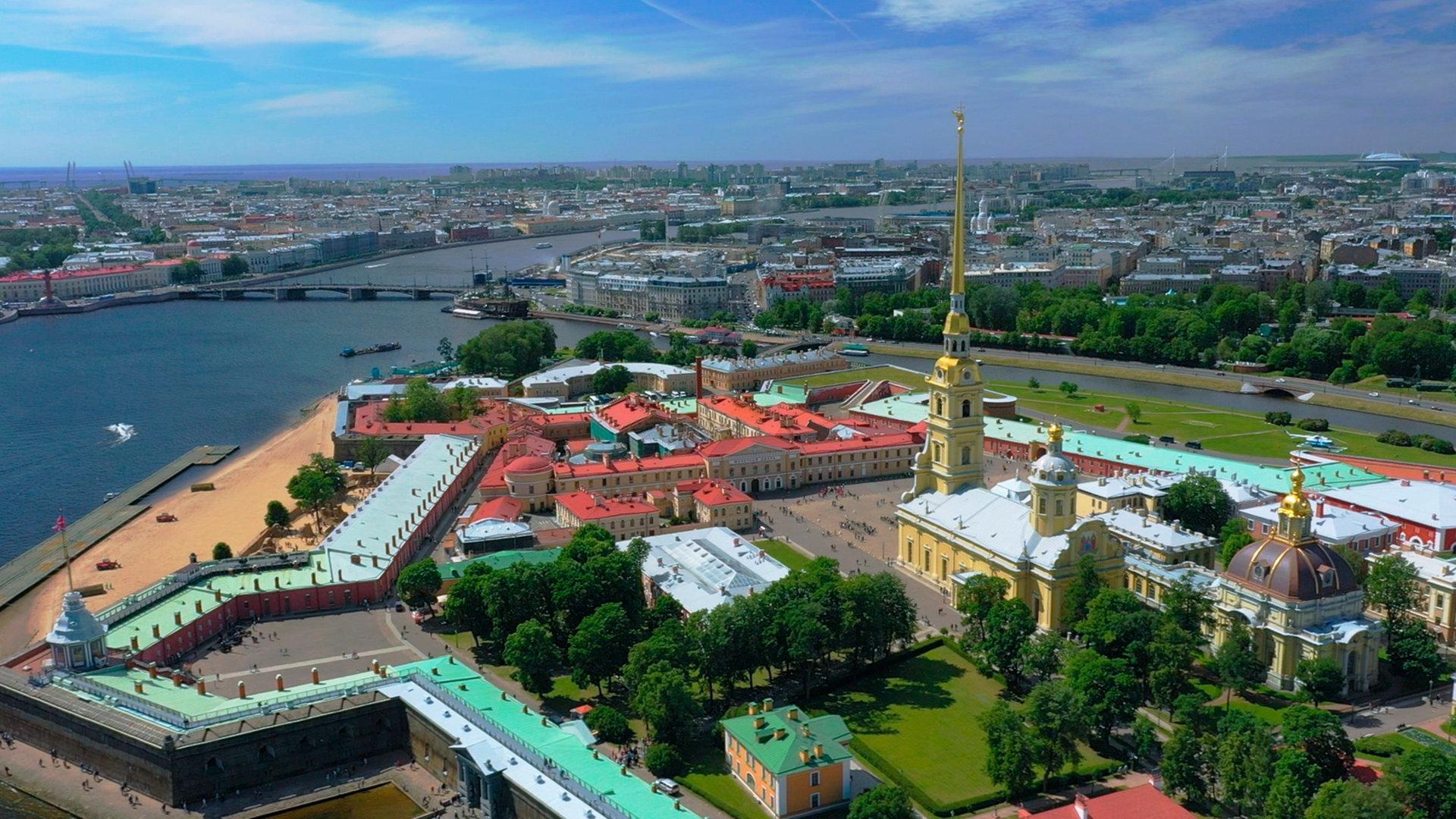 mareTV - die weißen Nächte von Sankt Petersburg