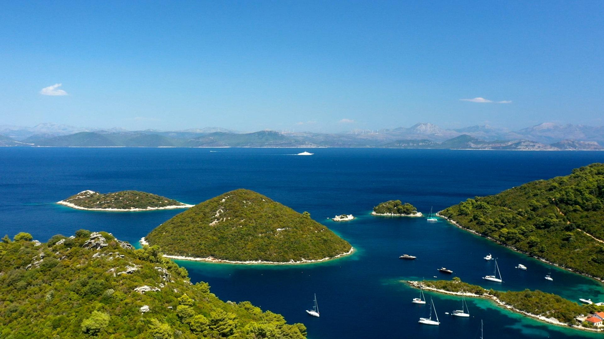 mareTV - Kroatiens Inselwelt. Vor Dalmatiens Küste